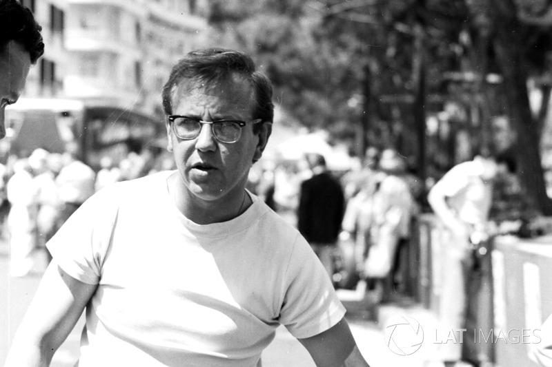 Bernard Collomb (1961-1963)