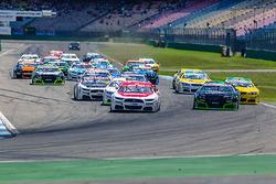 Start der NASCAR-Euroserie in Hockenheim