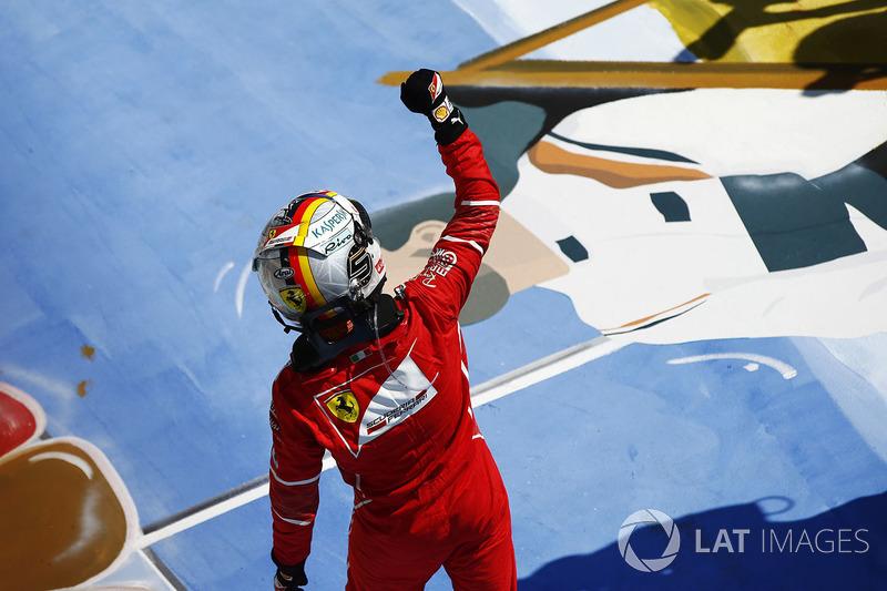 Ferrari – Sebastian Vettel (A CONFIRMAR)