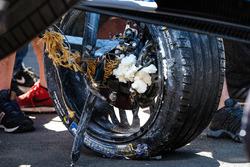 حادث سيارة سيباستيان بويمي، رينو إي.دامس