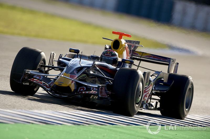 Red Bull-test