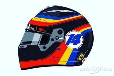 Alonso ABD kaskı