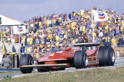 Жиль Вильнев, Ferrari 312T5