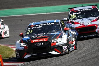 Aurélien Panis, Comtoyou Racing Audi RS 3 LMS