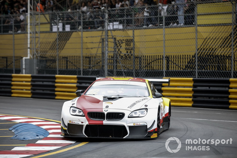 2018 FIA GT-Weltcup: Augusto Farfus