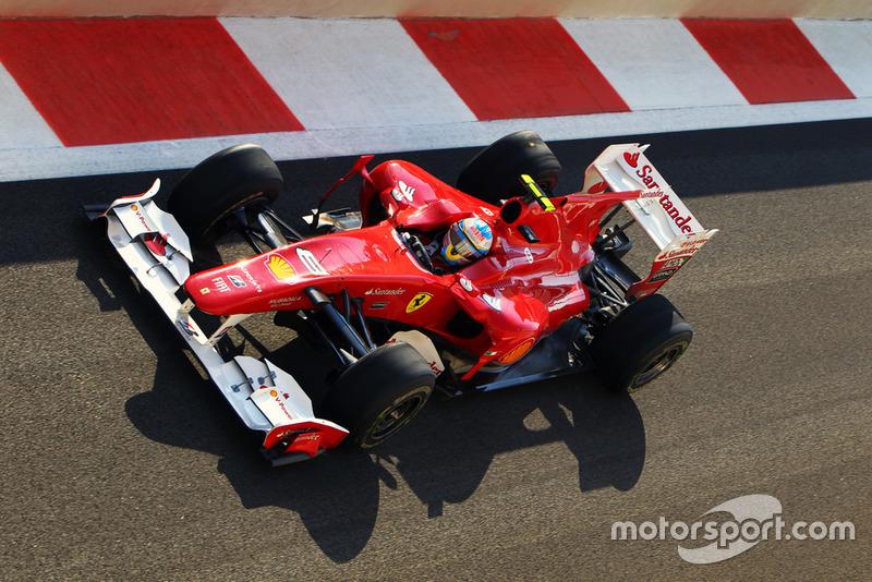 2010: Ferrari F10