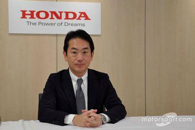 Honda Interview