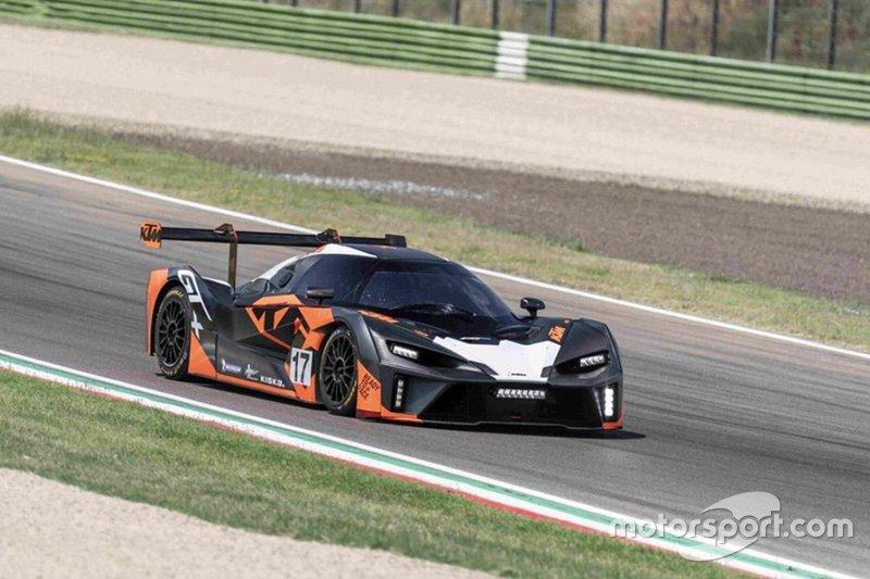 KTM X-Box GT2 Clubsport