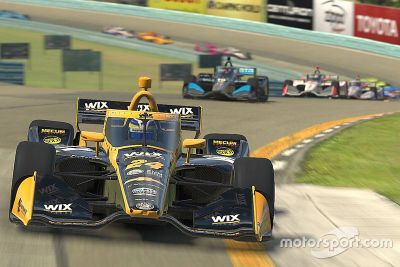 Indycar iRacing Challenge Round 1