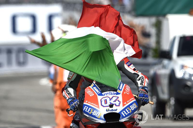 Ducati как во времена Стоунера (почти)