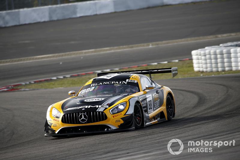 Раффаеле Марчелло, №88 Akka ASP Team Mercedes-AMG GT3