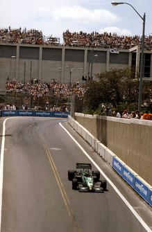 Michele Alboreto, Tyrrell 011 Ford, 1° classificato