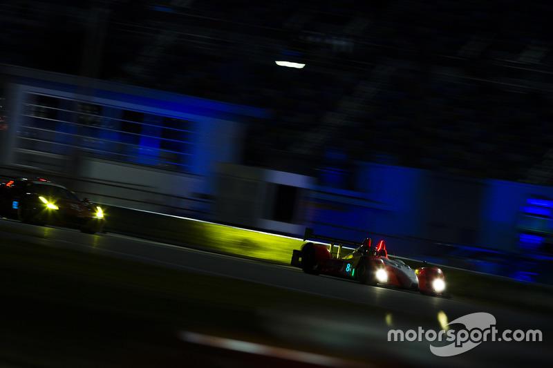 #8 Starworks Motorsports ORECA FLM09: Ben Keating, Robert Wickens, Chris Cumming, John Falb, Remo Ruscitti