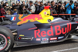 Super Formula of Pierre Gasly, Team Mugen