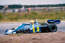 Jody Scheckter, Tyrrell P34 Ford
