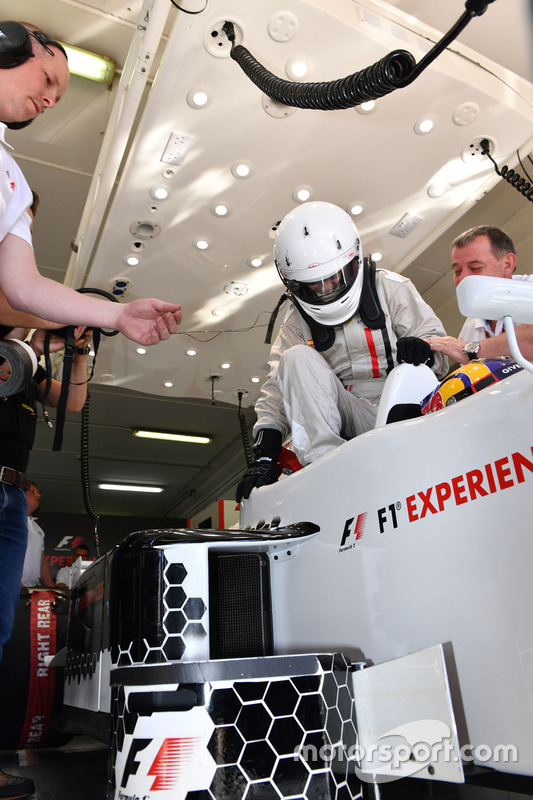 F1 Experiences 2-Seater passenger