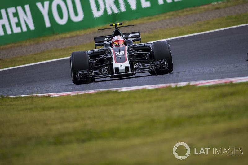 8. Kevin Magnussen, Haas F1 Team VF-17