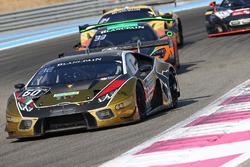 #60 Raton Racing Lamborghini Huracan GT3: Stefano Costantini, Andrea Amici, Dennis Lind