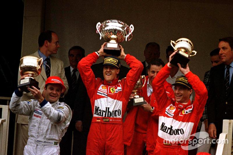 Ferrari - 1997 (GP Monako)
