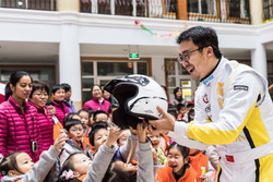 Road Safety indoctrination inspired by motorsport