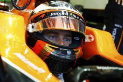 Stoffel Vandoorne, McLaren,
