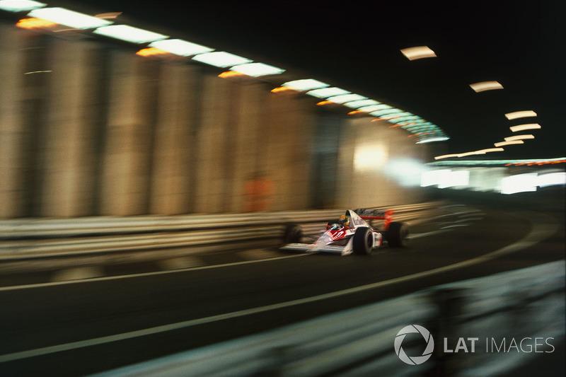 GP de Mónaco 1989