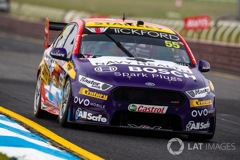Steve Owen, Rod Nash Racing Ford
