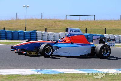 Formula Thunder 5000 Phillip Island test