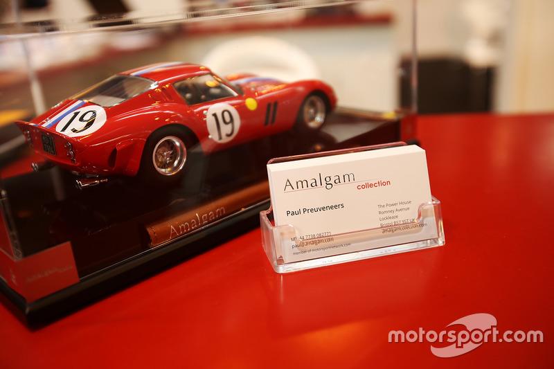Amalgam Ferrari 250 GTO, modelo