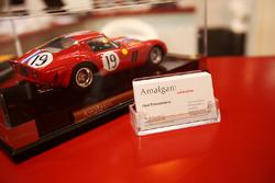An Amalgam Ferrari 250 GTO model