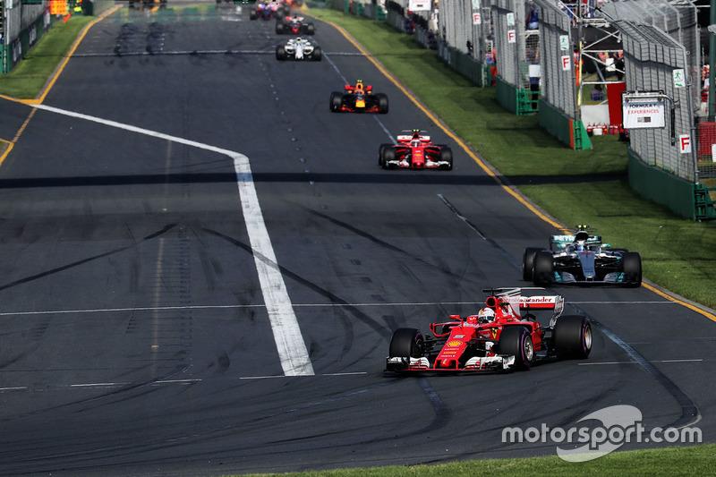 El Gran Premio con más líderes diferentes