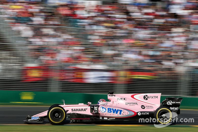 2017 GP de Australia (6 puntos)
