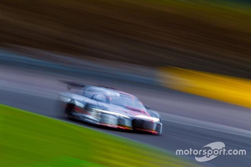 9. #76 Audi Sport Team ISR, Audi R8 LMS