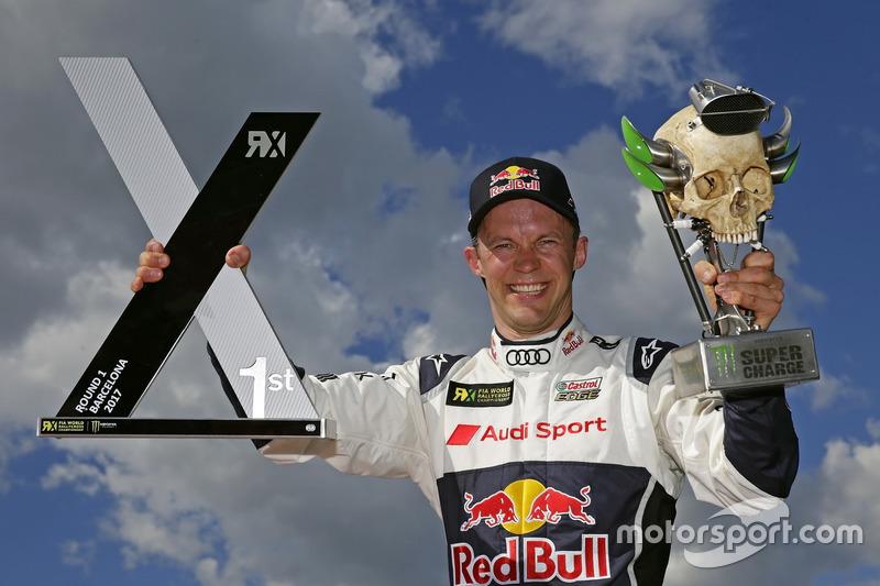 Ganador, Mattias Ekström, EKS, Audi S1 EKS RX Quattro
