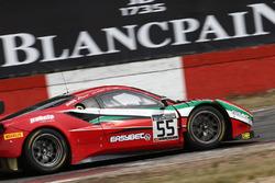 #55 AF Corse, Ferrari 488 GT3: Філ Квейф, Лоренцо Кейс