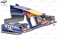 Red Bull RB6 front wing
