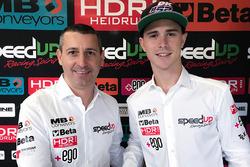Danny Kent, Speed Up Racing in 2018