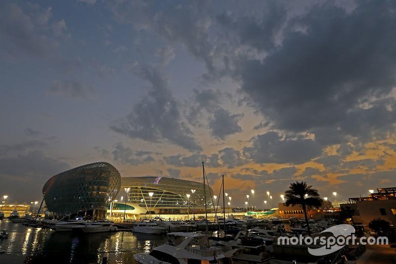 Impressionen aus Abu Dhabi