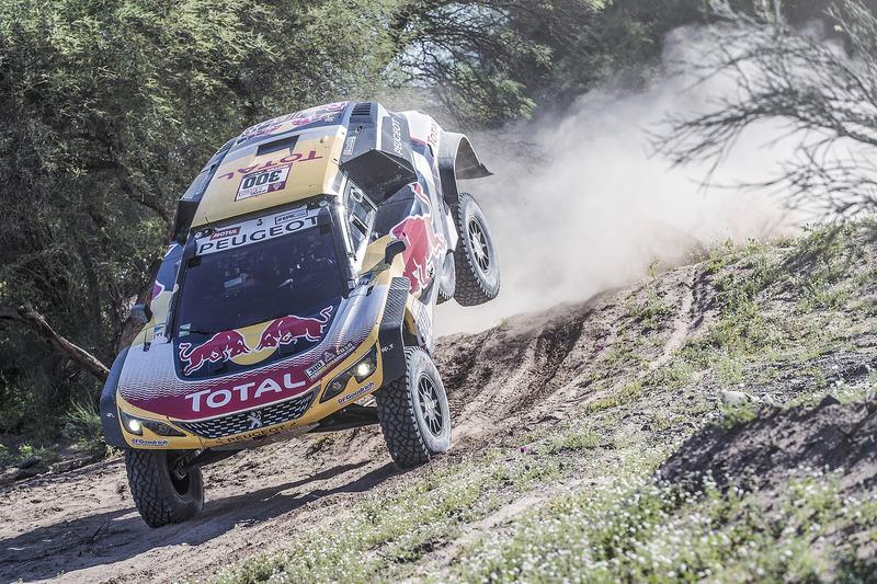 Стефан Петерансель и Жан-Поль Коттре, Peugeot Sport, Peugeot 3008 DKR