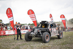 #347 Jeffries Dakar Rally: Tom Coronel, Tim Coronel