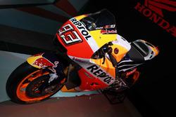 De motor van Marc Marquez, Repsol Honda Team