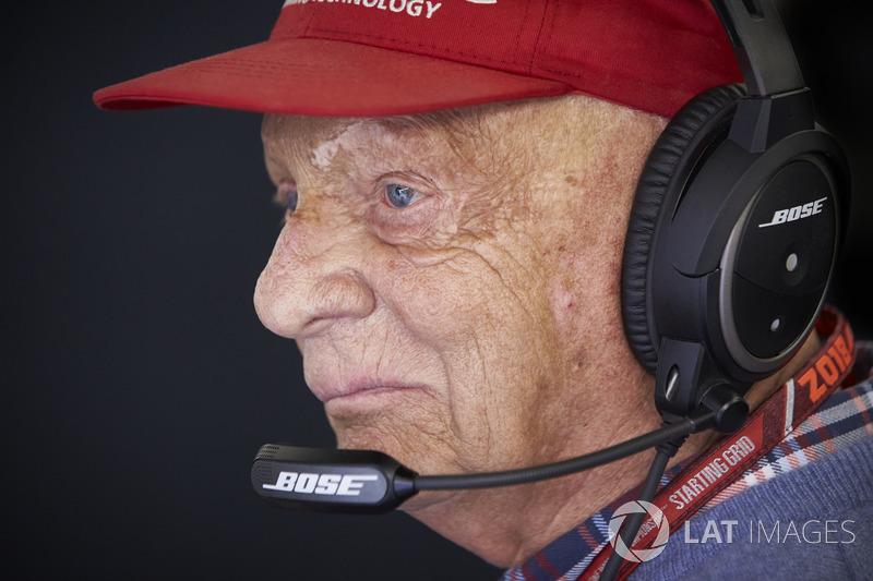 Невиконавчий директор Mercedes AMG НІкі Лауда