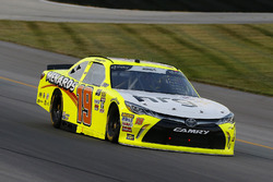 Brandon Jones, Joe Gibbs Racing, Toyota Camry Toyota Menards NRG