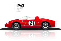 1963 Ferrari 250 P
