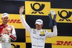 Podium: nummer drie Gary Paffett, Mercedes-AMG Team HWA