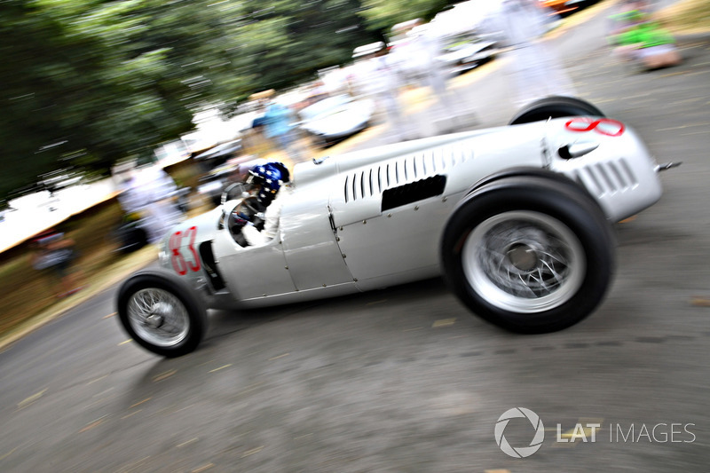 Hans Stuck Auto Union Type C