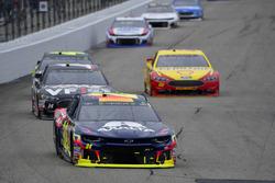 William Byron, Hendrick Motorsports, Chevrolet Camaro AXALTA, Joey Logano, Team Penske, Ford Fusion Shell Pennzoil