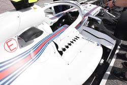 تفاصيل سيارة ويليامز اف.دبليو41