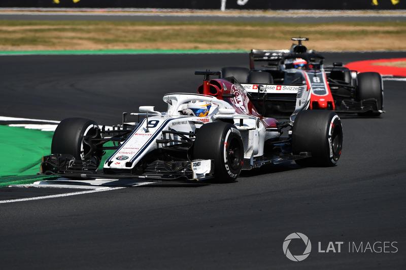 14. Marcus Ericsson, Sauber C37