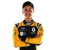 Jack Aitken, Renault Sport F1 Team piloto de prueba y reserva